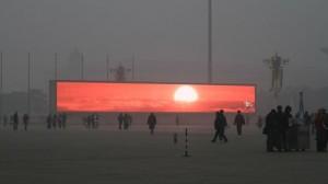 allarme smog pechino