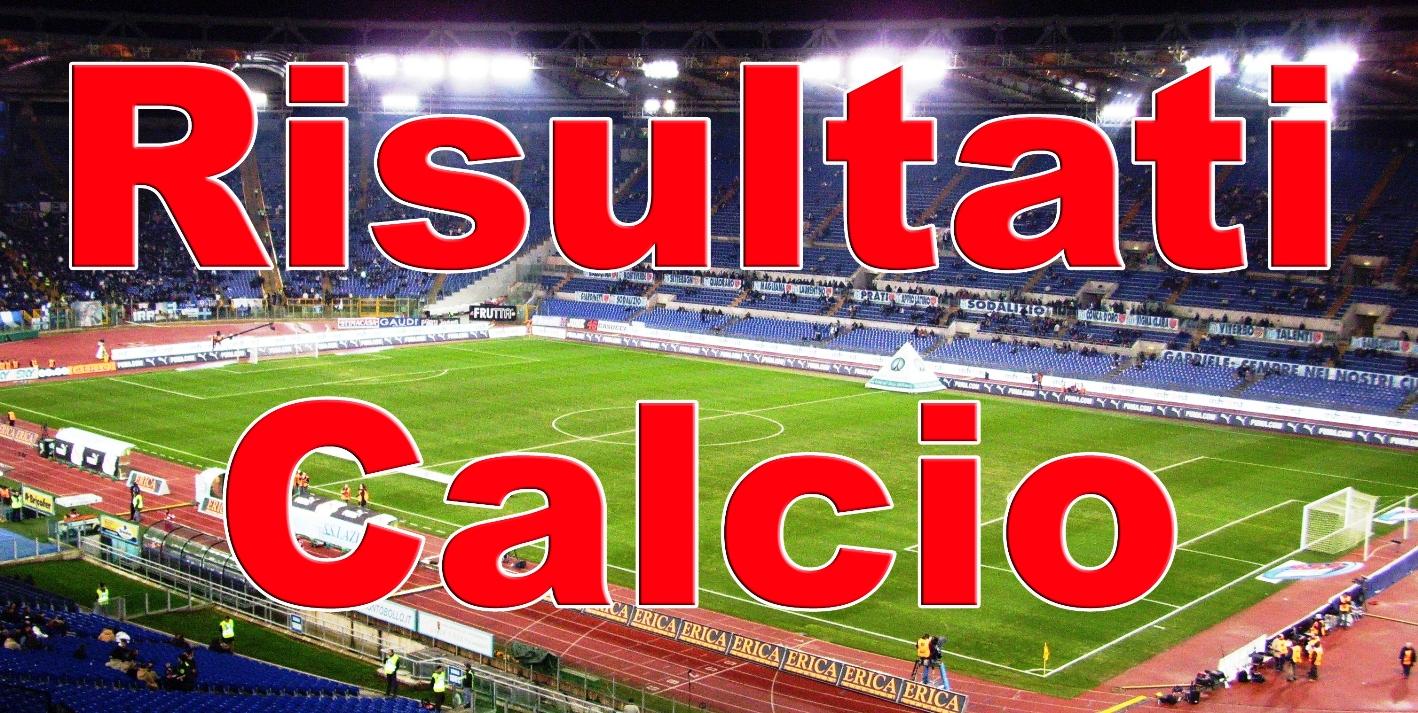 Risultati Calcio Serie A B Champions League Altri
