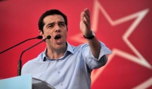 tsipras e la crisi greca