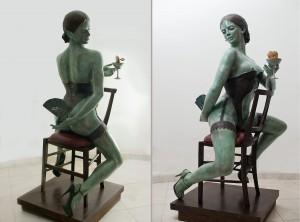 alba gonzales scultura